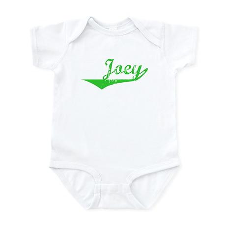 Joey Vintage (Green) Infant Bodysuit