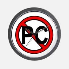 NO PC Wall Clock