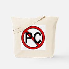 NO PC Tote Bag