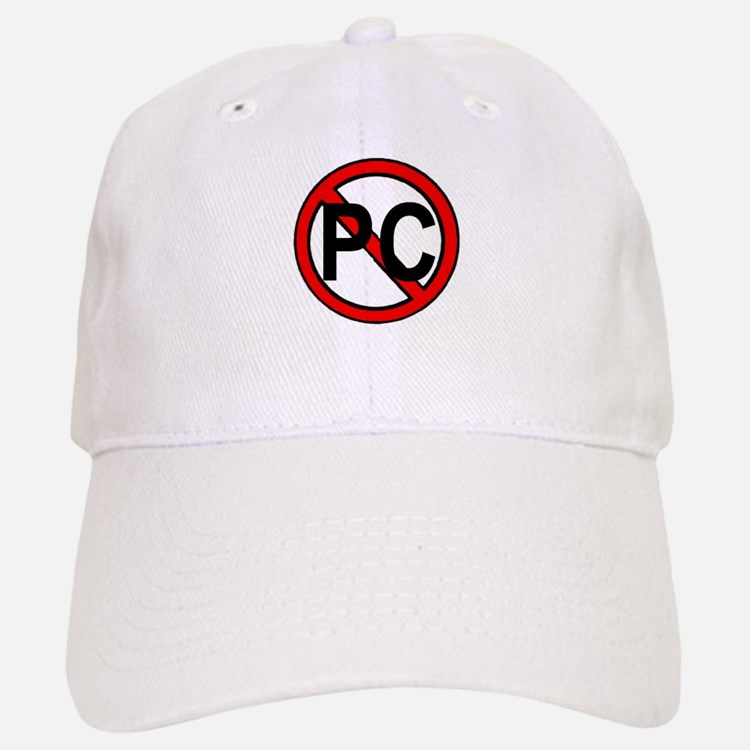 NO PC Baseball Baseball Cap