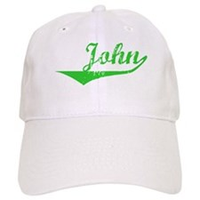 John Vintage (Green) Baseball Cap