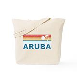 Aruba Canvas Totes