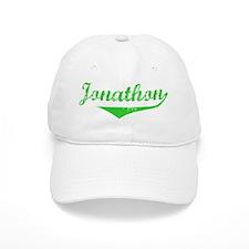 Jonathon Vintage (Green) Baseball Baseball Cap