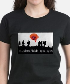 Flanders Fields 1914-1918 Tee