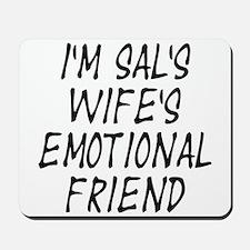 Sal's Wife's  Mousepad