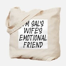 Sal's Wife's  Tote Bag