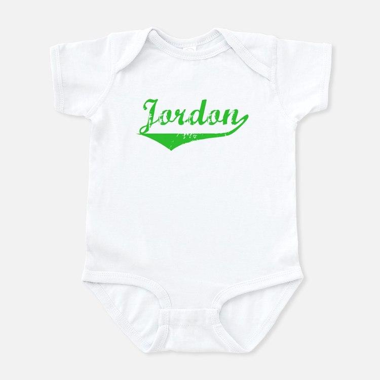 Jordon Vintage (Green) Infant Bodysuit