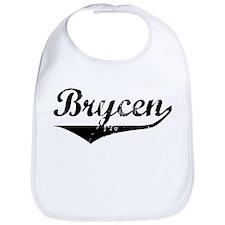 Brycen Vintage (Black) Bib
