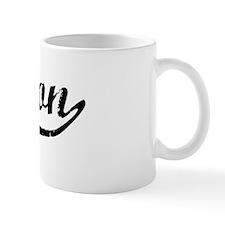 Bryson Vintage (Black) Mug