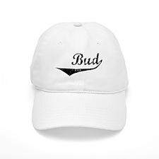 Bud Vintage (Black) Baseball Cap