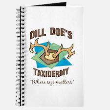 Dill Doe's Taxidermy Journal