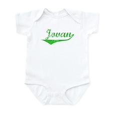 Jovan Vintage (Green) Infant Bodysuit