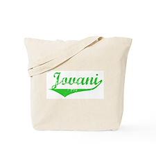Jovani Vintage (Green) Tote Bag