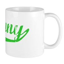 Jovanny Vintage (Green) Mug