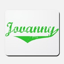 Jovanny Vintage (Green) Mousepad
