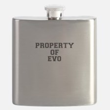 Property of EVO Flask