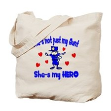 Not just my Aunt Tote Bag