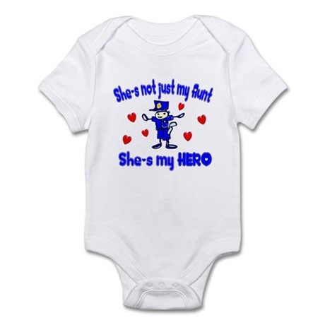 Not just my Aunt Infant Bodysuit