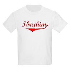 Ibrahim Vintage (Red) T-Shirt
