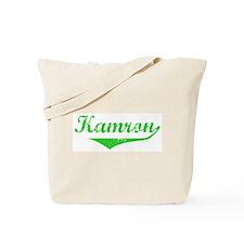 Kamron Vintage (Green) Tote Bag