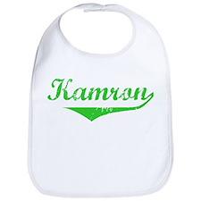 Kamron Vintage (Green) Bib