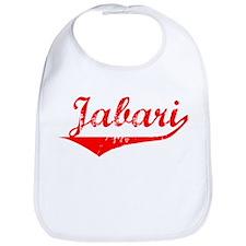 Jabari Vintage (Red) Bib
