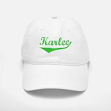 Karlee Vintage (Green) Cap