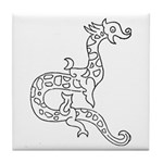Dragon 6 Tile Coaster
