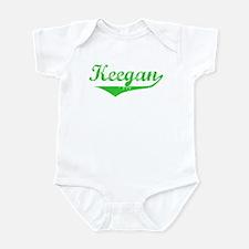Keegan Vintage (Green) Infant Bodysuit
