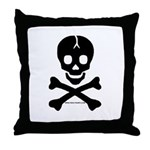 Pirate Throw Pillow