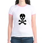 Pirate Jr. Ringer T-Shirt