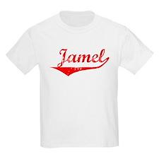 Jamel Vintage (Red) T-Shirt
