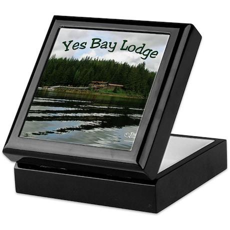 Yes Bay Lodge Keepsake Box