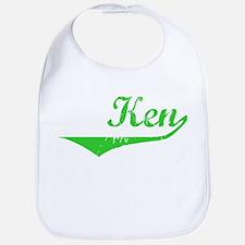 Ken Vintage (Green) Bib