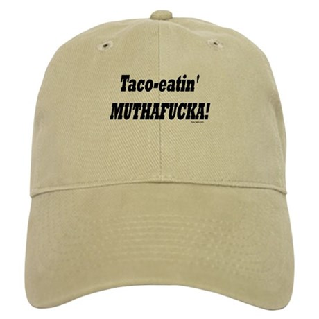 Taco Eater Cap