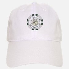 Texas Hold'em Pot Committed Baseball Baseball Cap