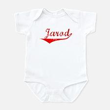 Jarod Vintage (Red) Infant Bodysuit