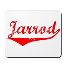 Jarrod Vintage (Red) Mousepad