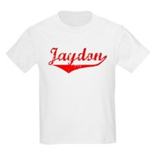 Jaydon Vintage (Red) T-Shirt