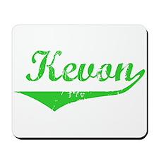 Kevon Vintage (Green) Mousepad
