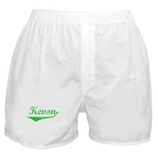 Kevon Vintage (Green) Boxer Shorts