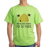 50th anniversary Green T-Shirt