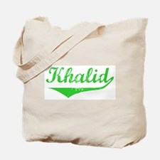 Khalid Vintage (Green) Tote Bag