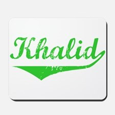Khalid Vintage (Green) Mousepad