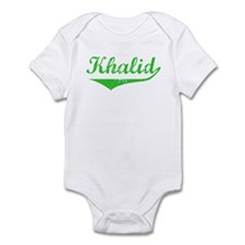 Khalid Vintage (Green) Infant Bodysuit