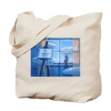 Outside In Tote Bag