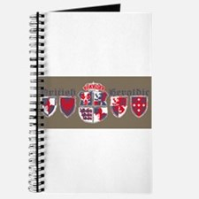 British shield Journal