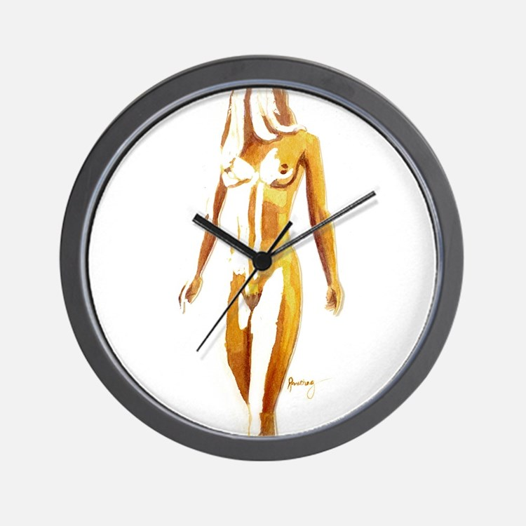 Attitude Censored Wall Clock