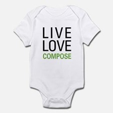 Live Love Compose Infant Bodysuit