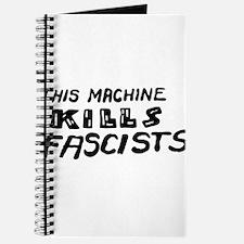 This Machine Kills Fascists Journal